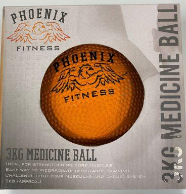 Phoenix Fitness - 3kg Medicine Ball