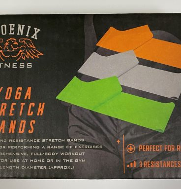 Phoenix Fitness - Yoga Stretch Bands