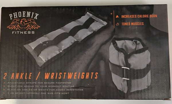 Phoenix Fitness - Ankle/Wrist Weights