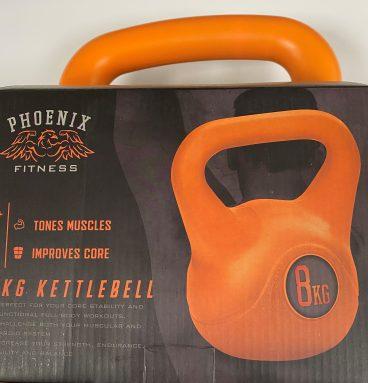 Phoenix Fitness 8Kg Kettlebell