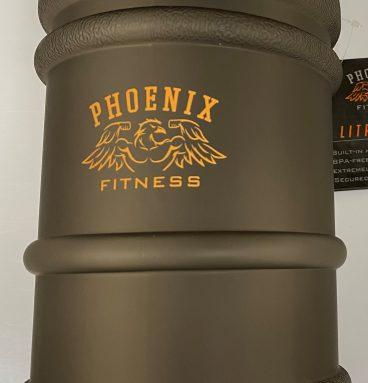 Phoenix Fitness Water Bottle