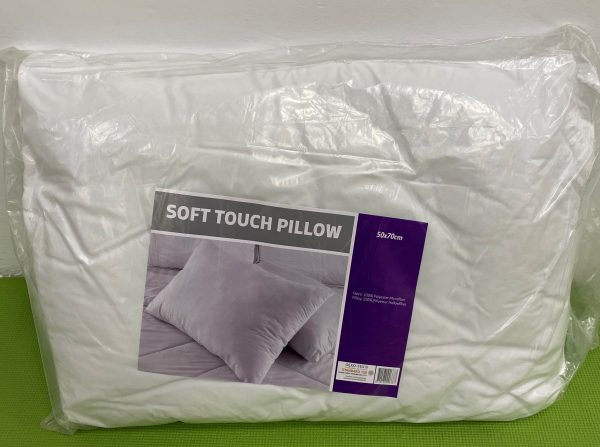 Soft Touch Bed Pillow