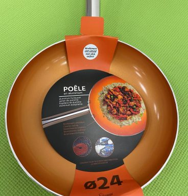 Aluminium Non Stick Frying Pan