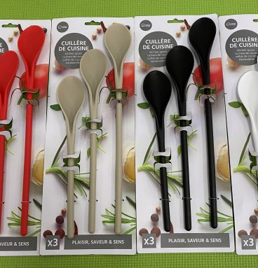 Plastic Cooking Spoons